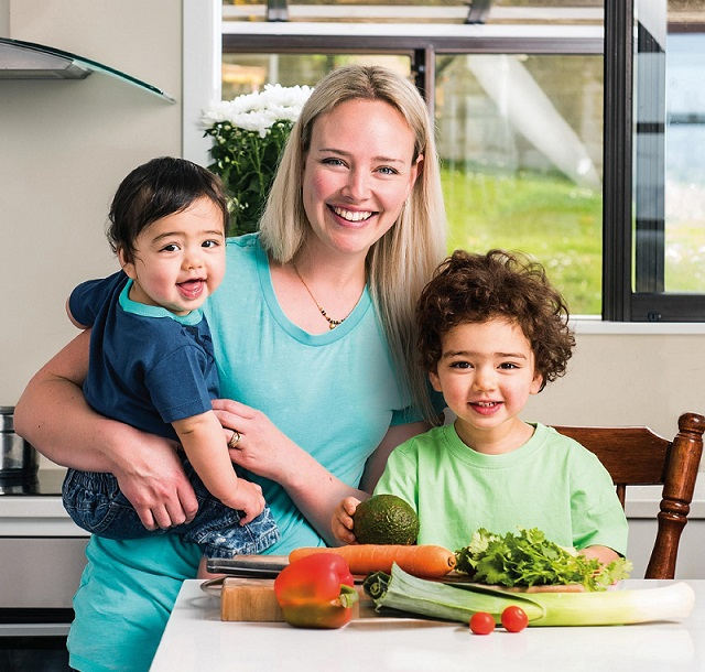 Healthy Easy Dinners for Busy Mums